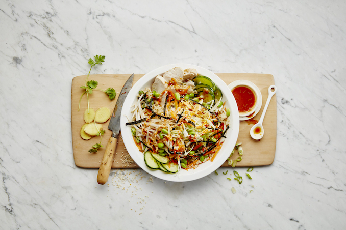 kimchi recipe from Hopscotch