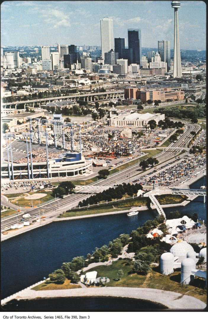 1980-88 - Aerial Views
