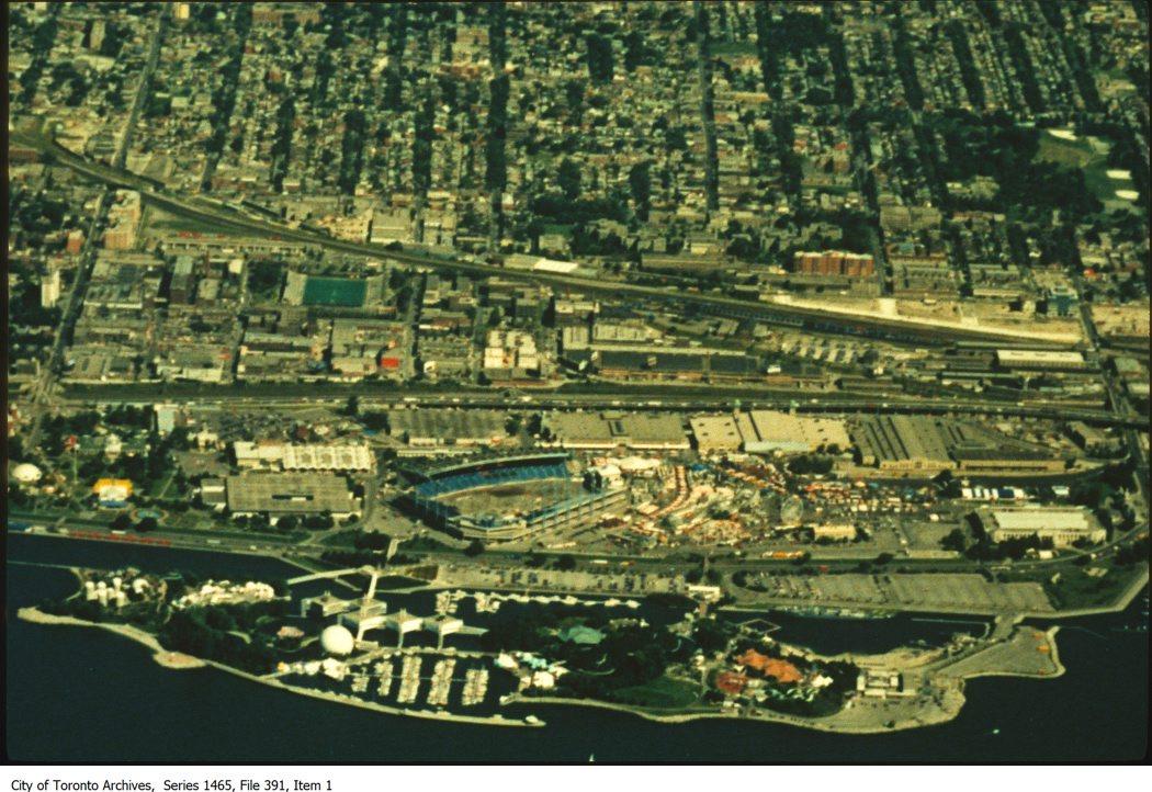 1990-1994 - Aerial Views