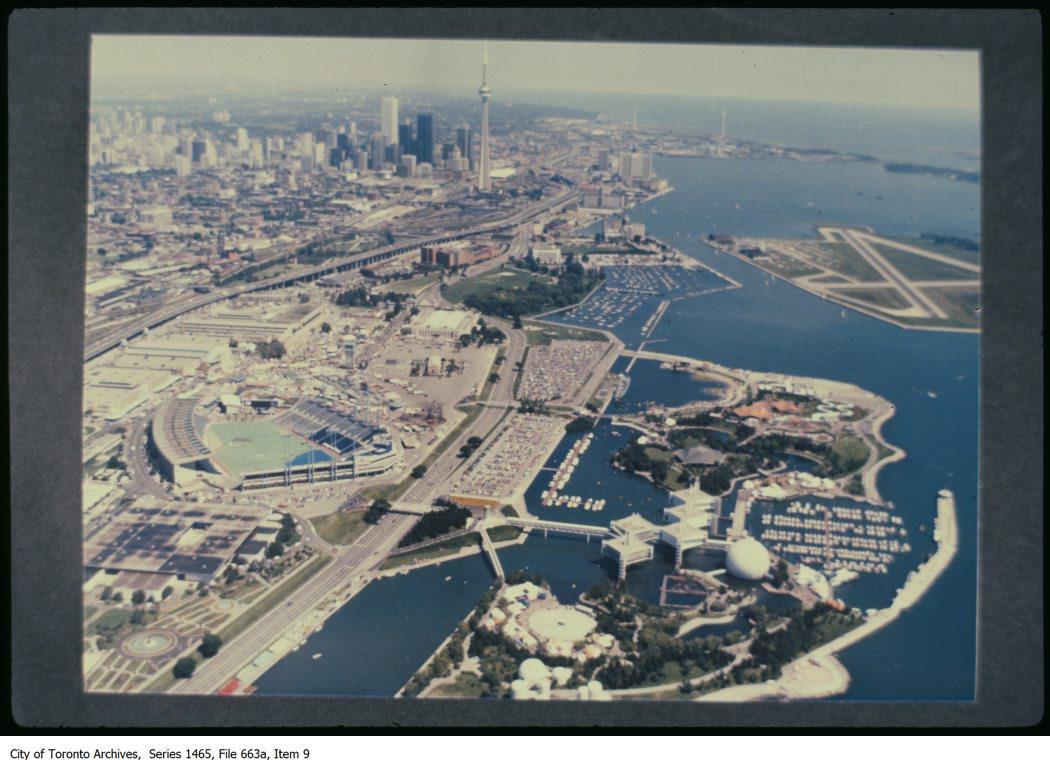 1980-1988 - Ataritiri aerial views