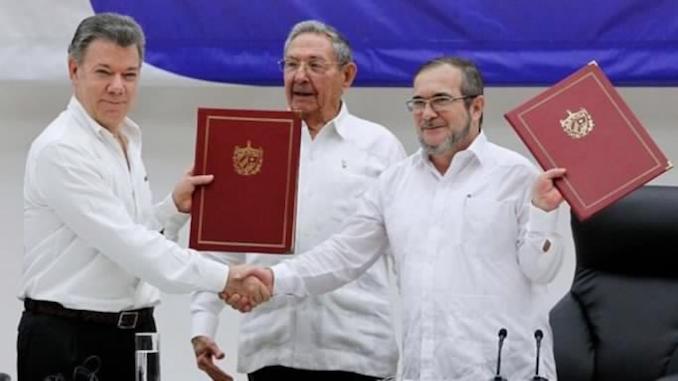 Juan Manuel Santos Farc Peace Deal
