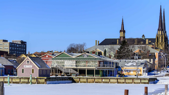 Charlottetown by Joe Kani - Canada 150