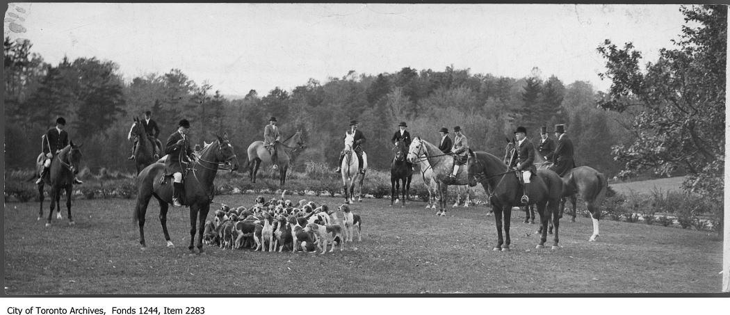1926 - Eglinton Hunt Club