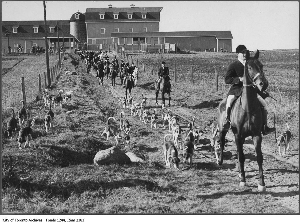 1930 - Thanksgiving hunt