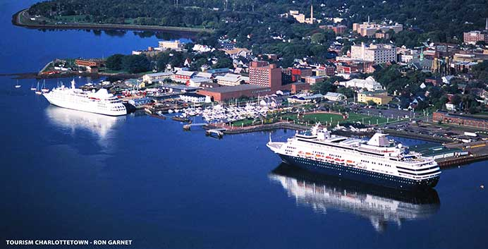Tourism Charlottetown - Photo by Ron Garnet