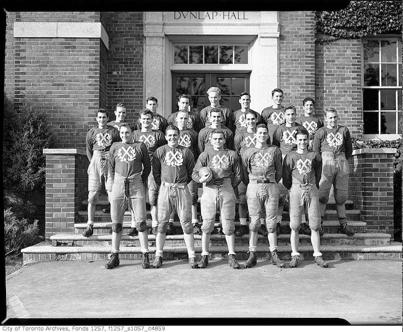 1920 - 1940 - St Andrew's College Team