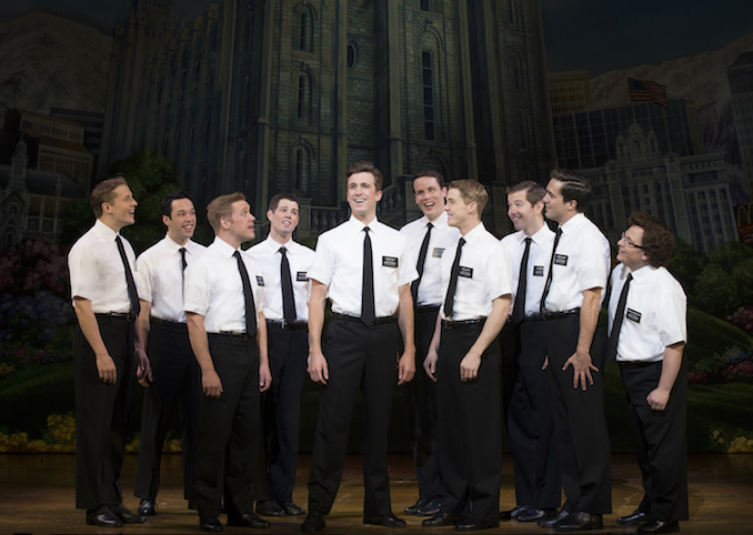 Book of Mormon - Sterling Jarvis