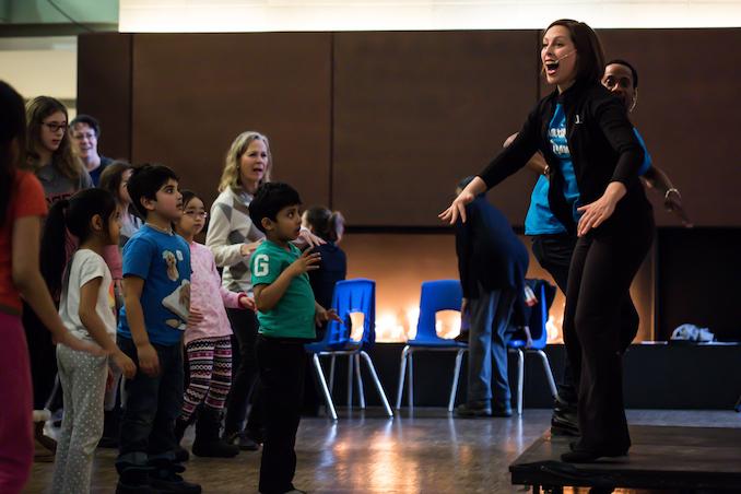 Sharing Dance