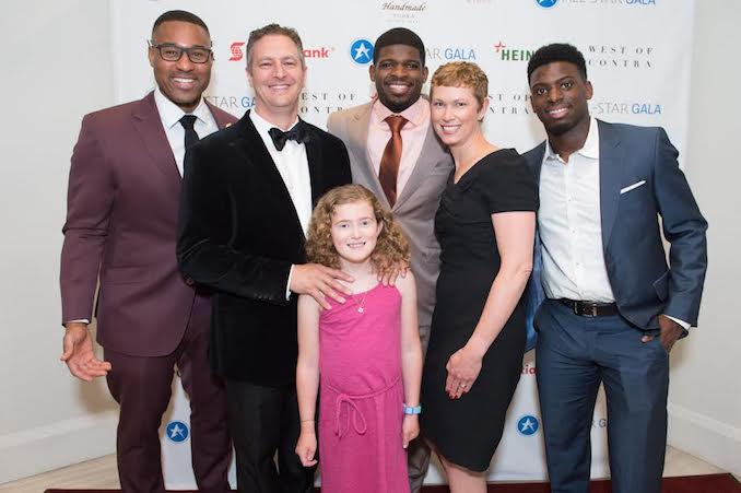 sick kids all star gala fundraising events