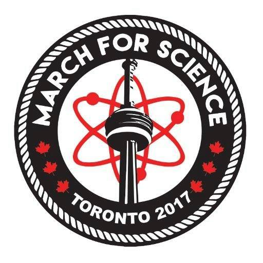 March for Science Toronto 2017 Logo
