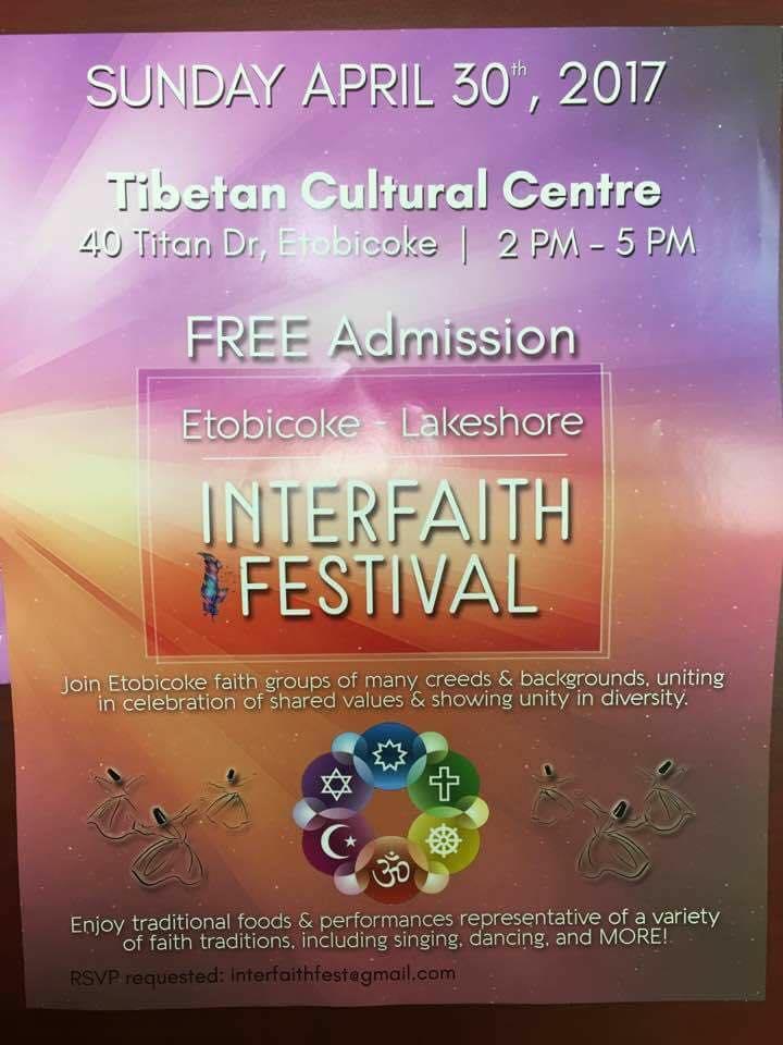 interfaith festival