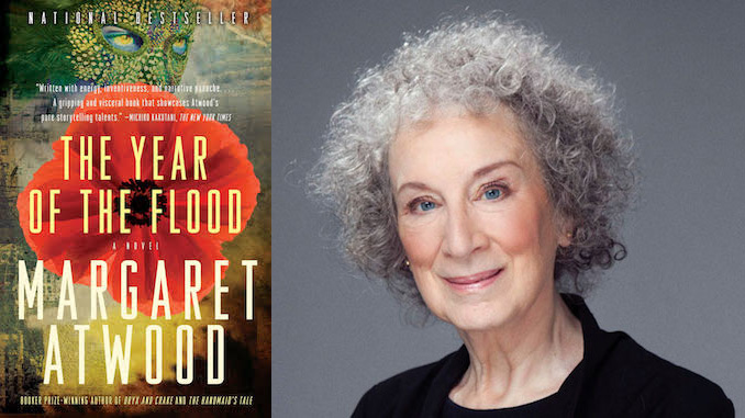 Margaret Atwood – The Year of the Flood