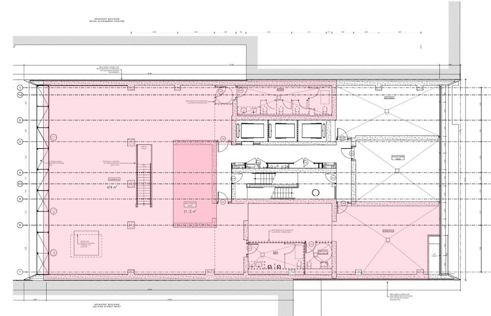 Theatre Park - 2nd Floor - Floor Plans