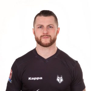 Adam Sidlow, veteran rugby player for Toronto Wolfpack