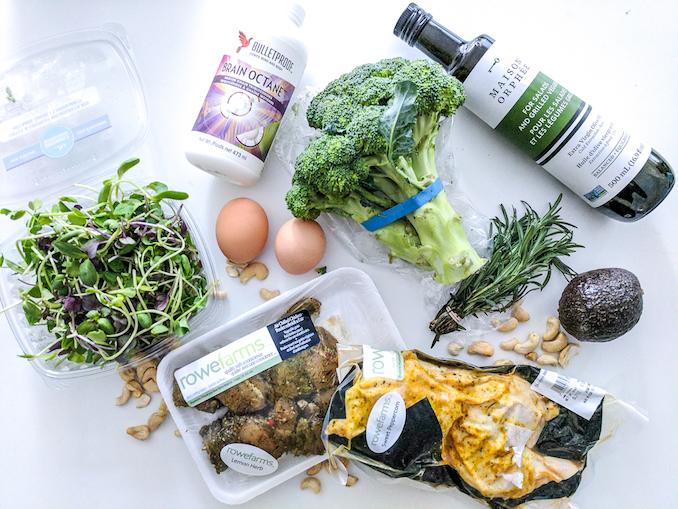 Keto Diet - Sarah Goldstein