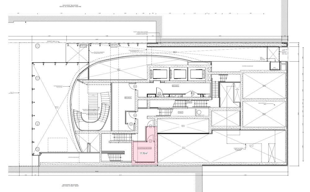 Theatre Park - Mezzanine