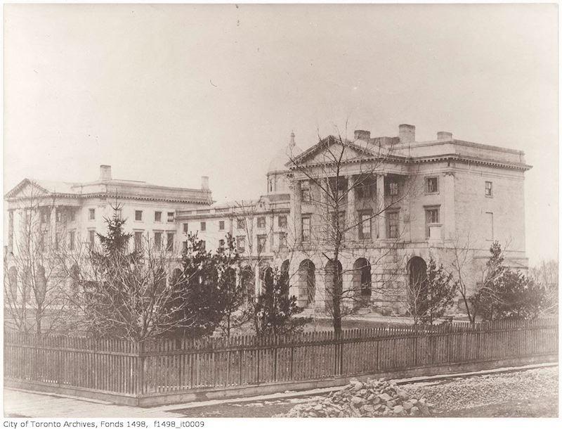 1856 - Osgoode Hall
