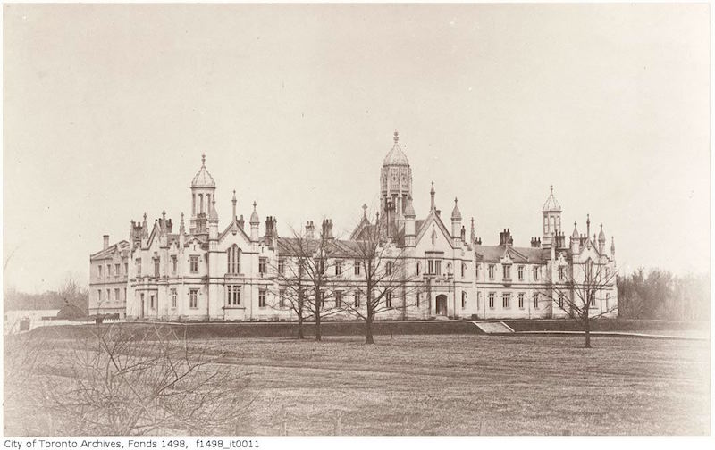 1856 - Trinity College