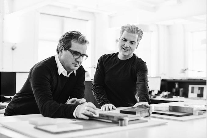 Burdifilek's Paul Filek and Diego Burdi