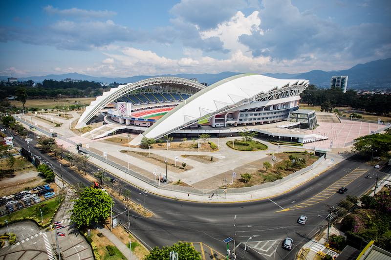 Costa Rica National Football Stadium