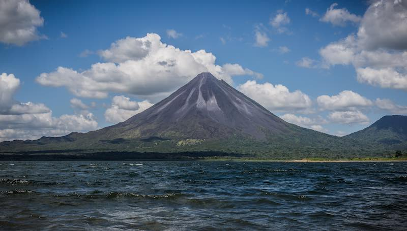 Volcan Arenál