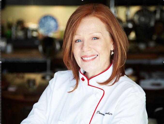 Chef Donna Dooher - Gnudi recipe
