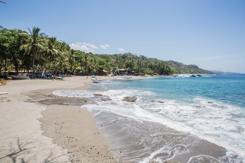 Montezuma Beach, Montezuma, Costa Rica