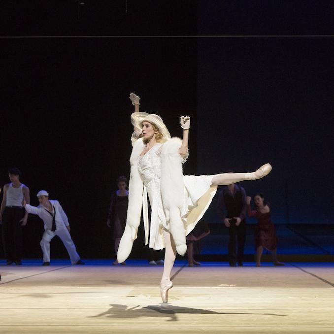 Principal Dancer, Sonia Rodriguez, in A Streetcar Named Desire.
