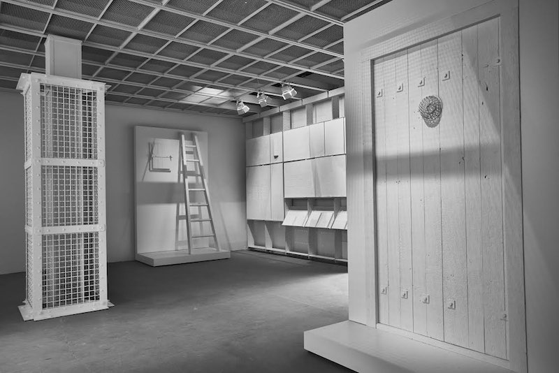 The Evidence Room - ROM - concentration camp