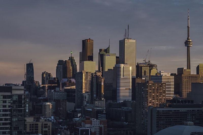 Toronto Skyline - Austin Andru