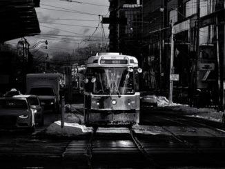 Brian Carson 512 Streetcar