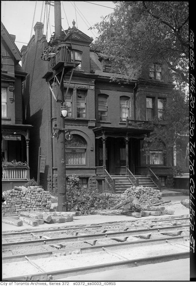1930 - Aug 20 - 74-76 College Street