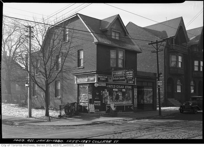 1940 - Jan 31 - 1255-1257 College Street