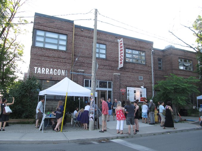 Tarragon Theatre is Canada's home for new and groundbreaking contemporary plays. Located on Bridgman Avenue since 1971.