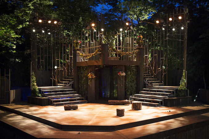 Shakespeare in High Park King Lear