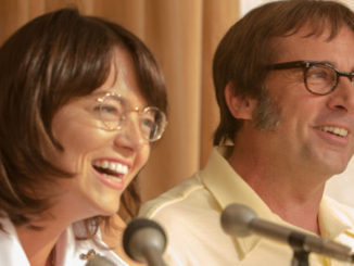 Battle of the Sexes: Emma Stone and Steve Carell