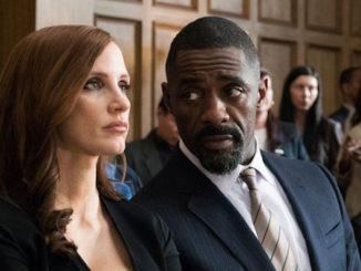 Molly's Game: Jessica Chastain and Idris Elba - Celebrities Attending TIFF