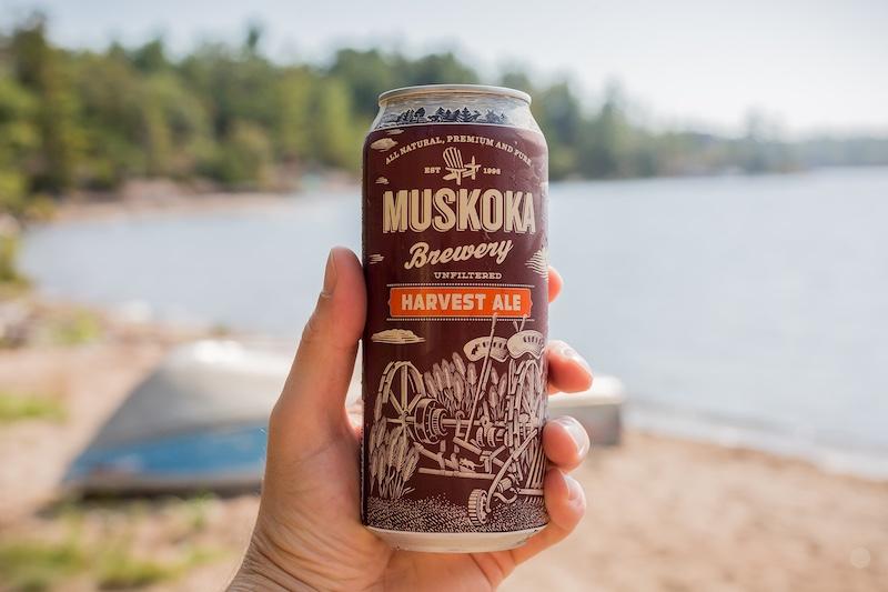 Muskoka Brewery - Harvest Ale