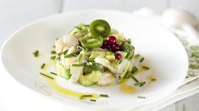 Fish Ceviche Recipe with NERGI Berries