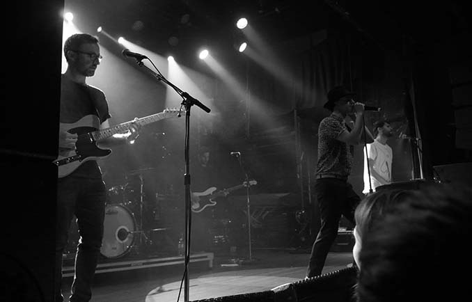 Maximo Park at The Mod Club, November 2017