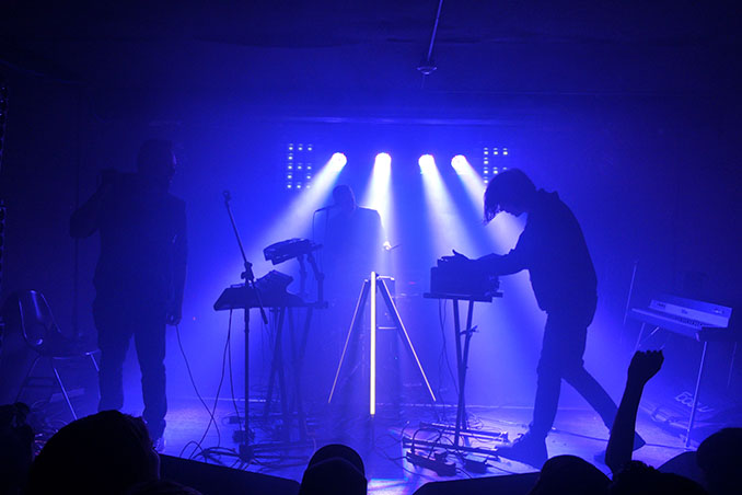 Odonis Odonis 'No Pop' Release Show at The Garrison, November 2017