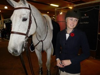 Equestrian fashion at The Royal Winter Fair