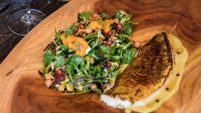 Cape Malay Spiced Pickerel recipe