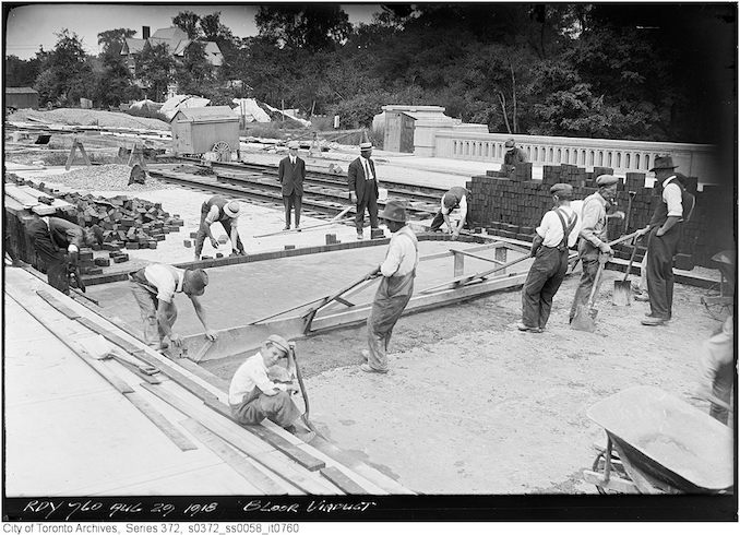 1918 - August 29 - Bloor Viaduct