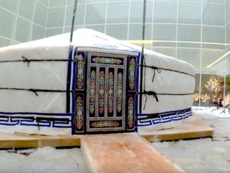 Aga Khan Yurt