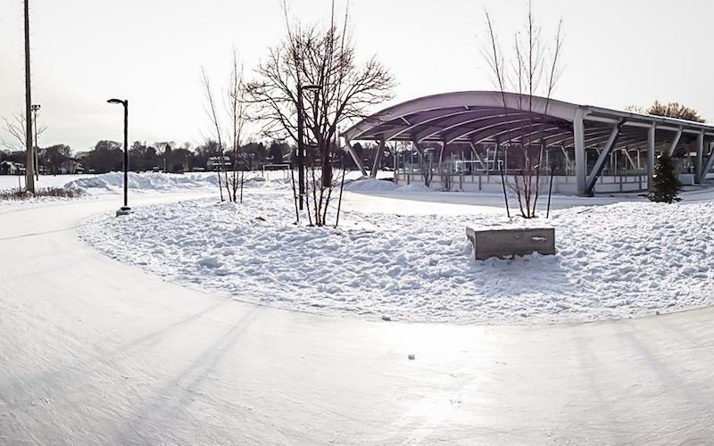 Greenwood Arena