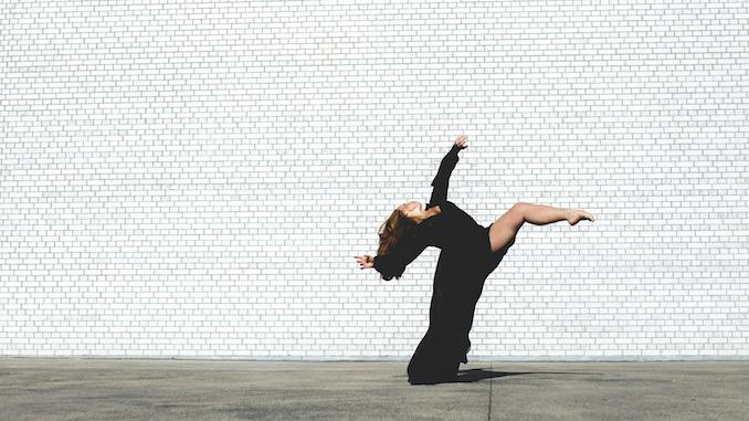 Julia Cratchley - Artistic Director, Dancer, Choreographer
