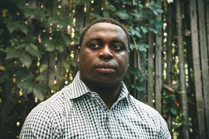 Thompson Egbo-Egbo - Photo by Rick Clifford