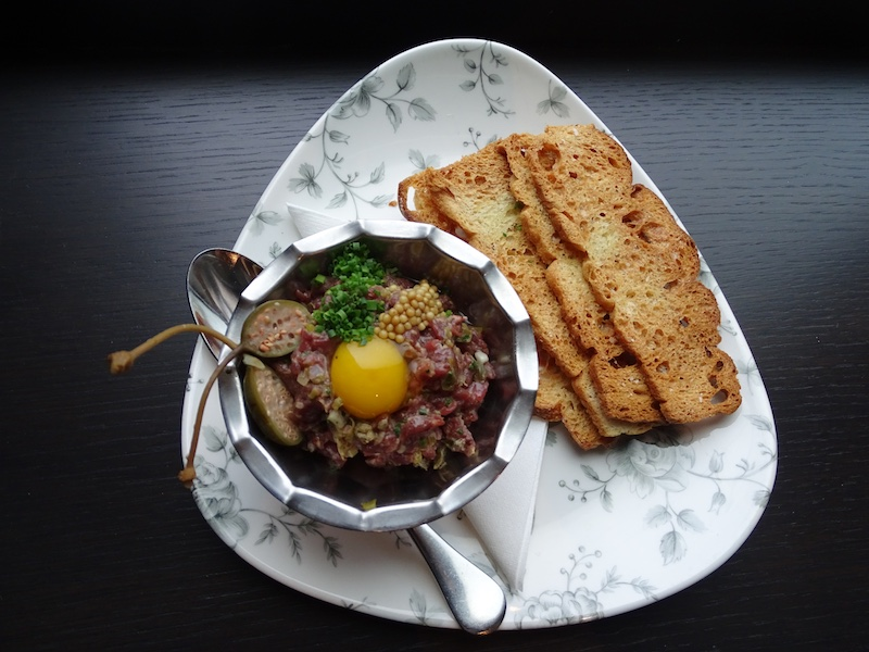 Red Deer Tartare - The Civic