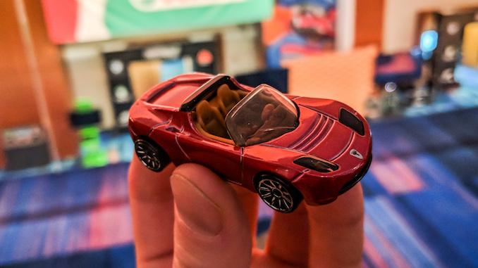 Hot Wheels 50th Tesla ROadster